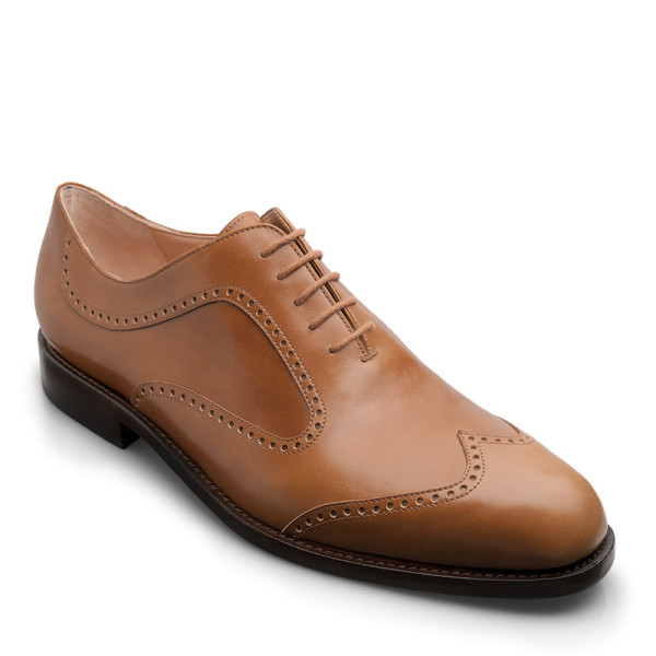PORRIONE-Oxford-Semibrogue