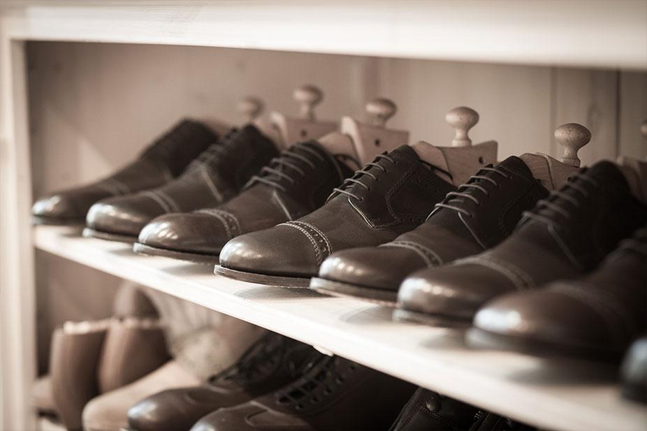 Große Auswahl maßgefertigter Schuhe in Oldenburg