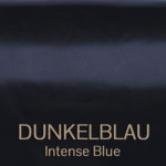 cordovan_intense_blue_dunkelblau - Shell Cordovan Leder