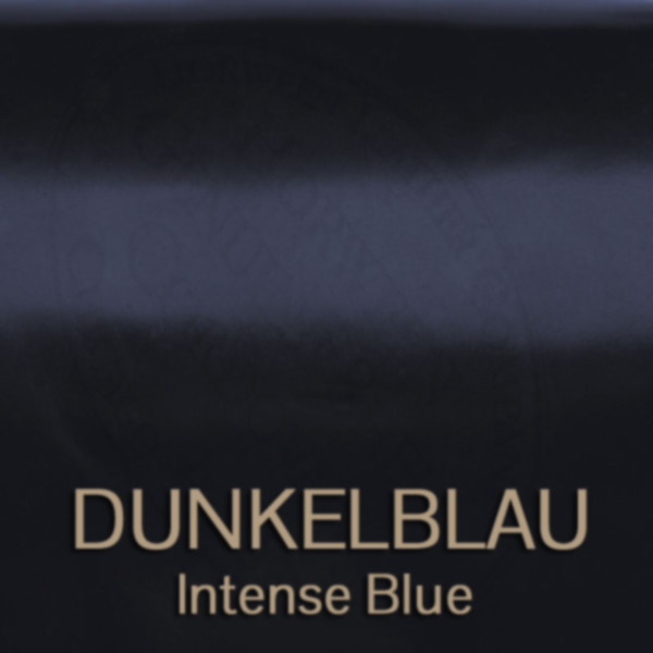 Dunkelblau – Intense Blue