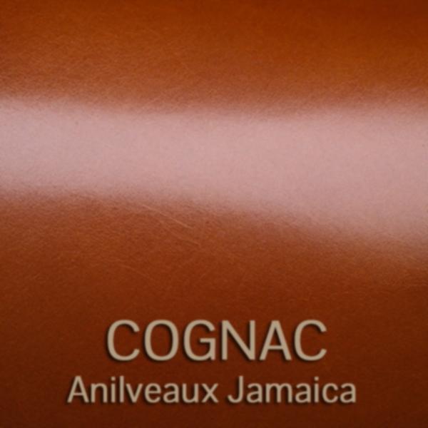 jamaica_anilveaux_cognac - glanzgestossenes Leder