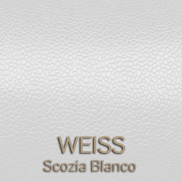 scozia_bianco - Scotch Grain Leder