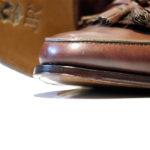 Rendenbach Ledersohlen halb gedoppelt / genäht