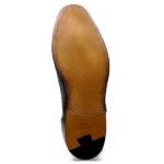 Schuhreparatur für Rahmengenähte Rendenbach Ledersohlen / Top Lift