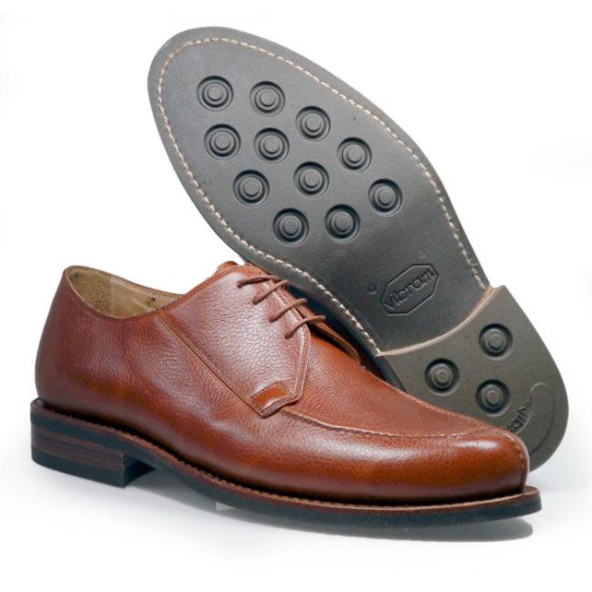 Vibram Sohle Eton rahmengenähte Schuhe