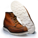 Red Wing Schuhreparatur Moc Toe