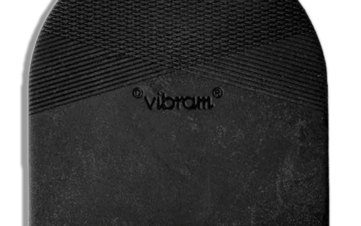 Vibram Absätze 5350 Top schwarz