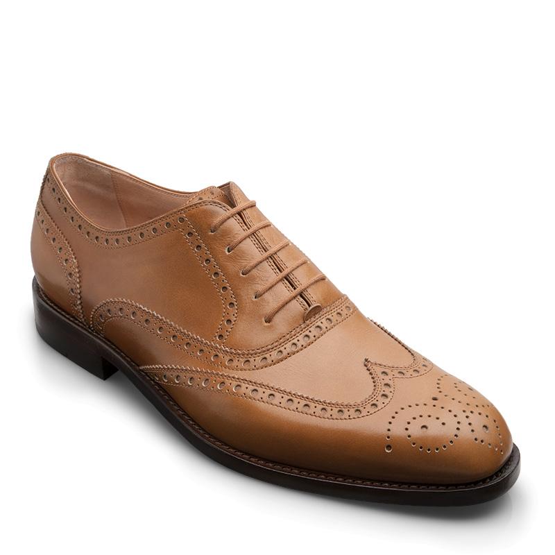 OTTAVO-Oxford-Fullbrogue - Maßgefertigte Schuhe in Oldenburg