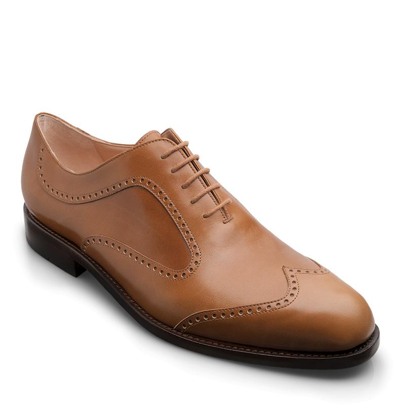 PORRIONE-Oxford-Semibrogue - Maßgefertigte Schuhe in Oldenburg