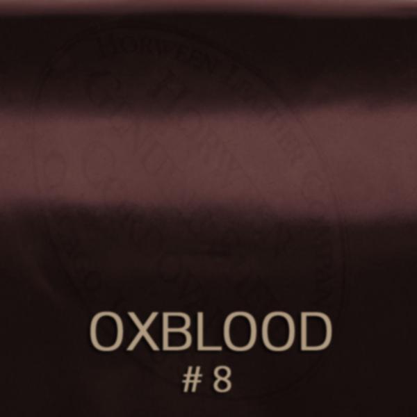 cordovan_8_oxblood-2 - Shell Cordovan Leder