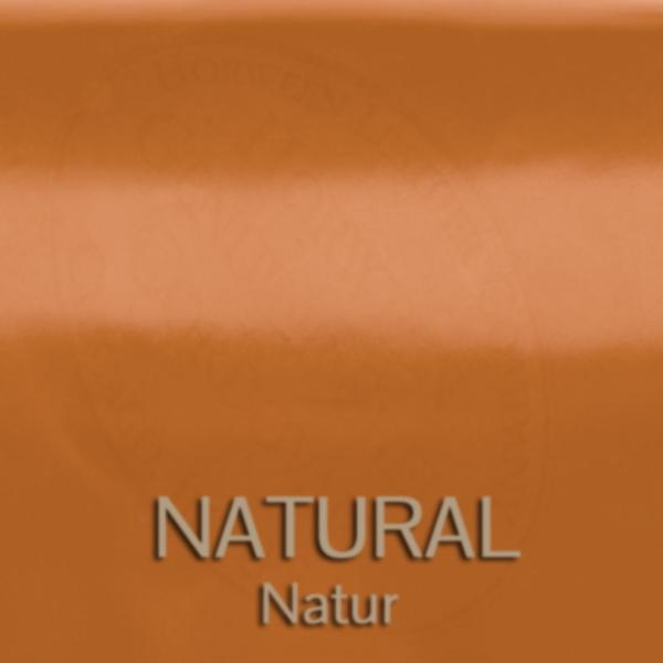 cordovan_natural - Shell Cordovan Leder