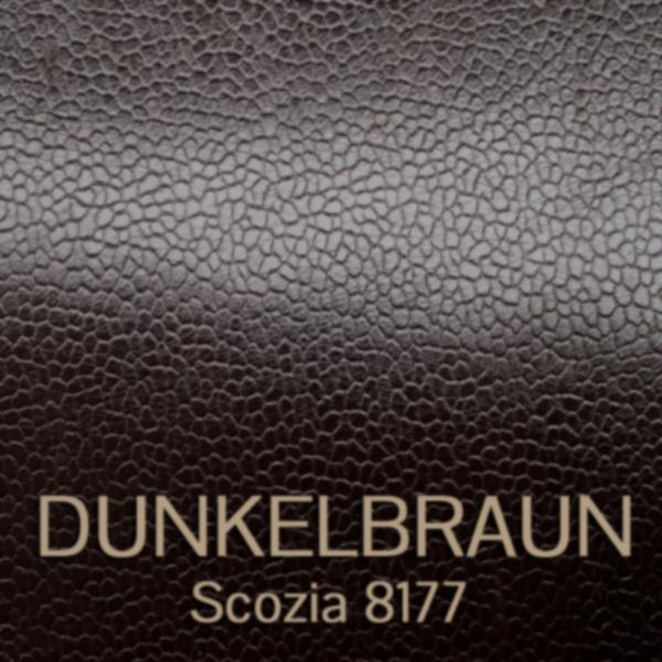scozia_8177_dunkelbraun - Scotch Grain Leder