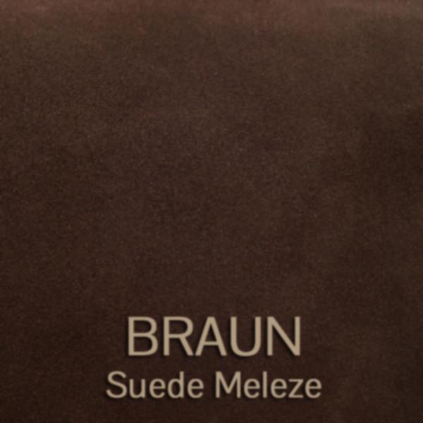 Braun – Suede Meleze
