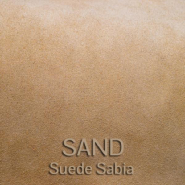 suede_sabbia_sand - Veloursleder